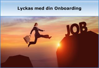 Lyckas med din Onboarding