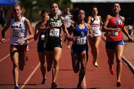Löpning i mål