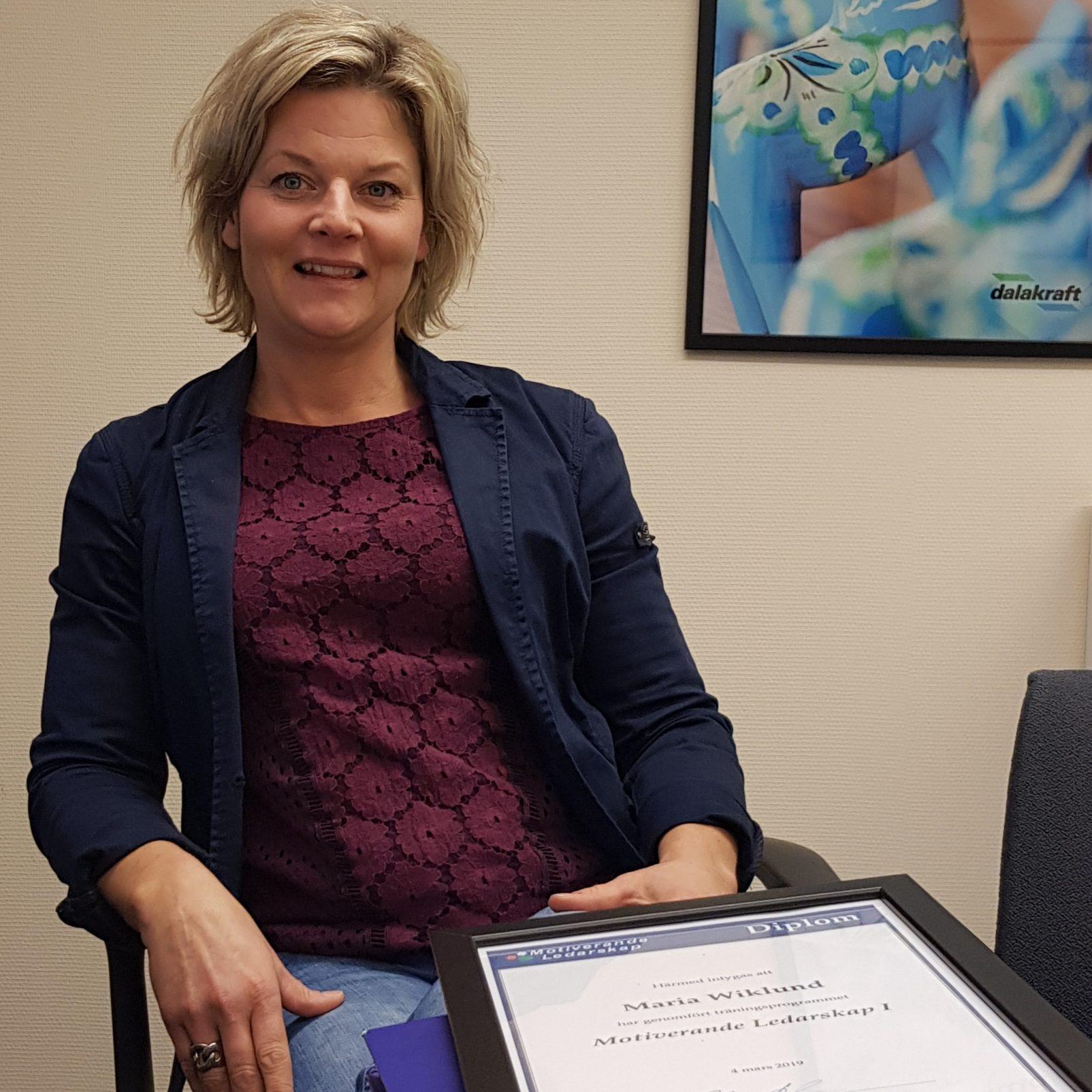 Maria Wiklund