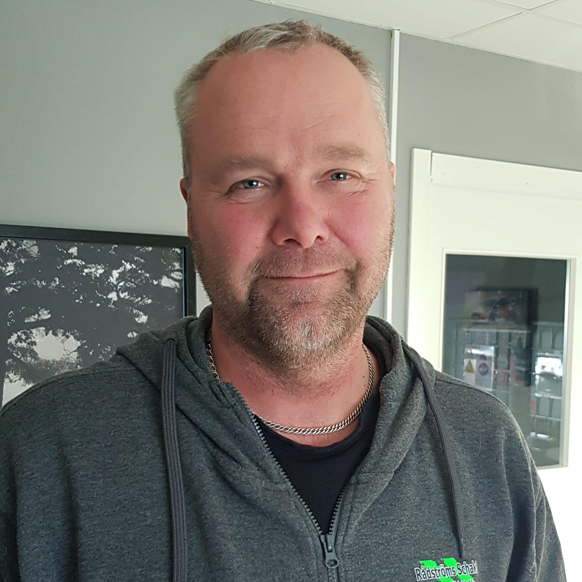 Tommy Rådström